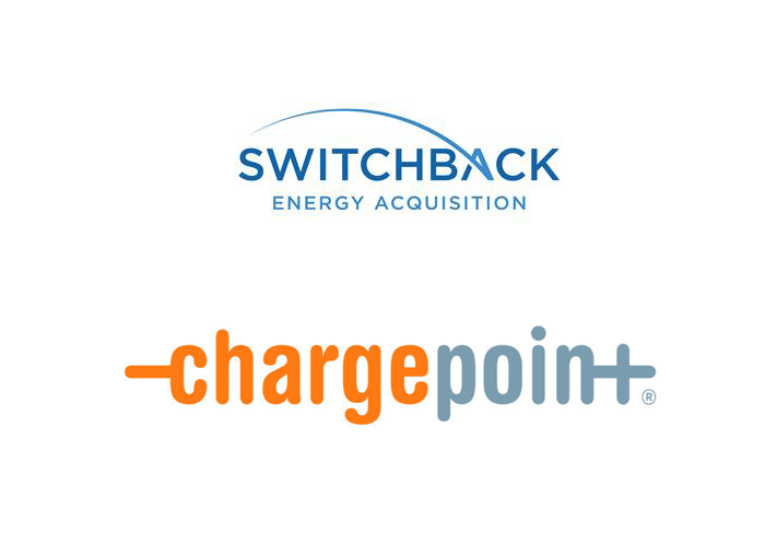 ChargePoint to merge with Switchback Energy. Goes public at $2.4B value