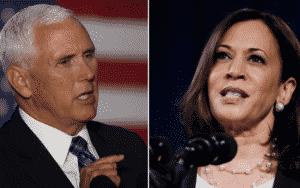 Debate between Vice President Pence and Harris. Highlights