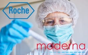 Roche Partners with Moderna Over COVID-19 Antibody Test