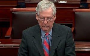 Partial Shutdown of U.S. Government Possible, Says GOP Senator