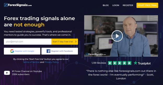 forexsignals.com site