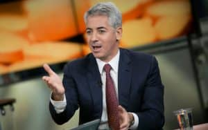 Pandemic Helps Ackman's Pershing Square to Hit a Record 70% Return