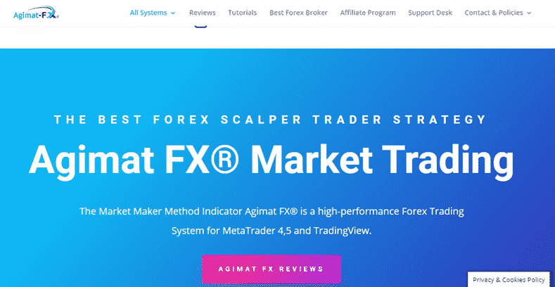 Agimat Trading presentation
