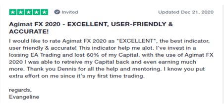 Agimat Trading customer reviews
