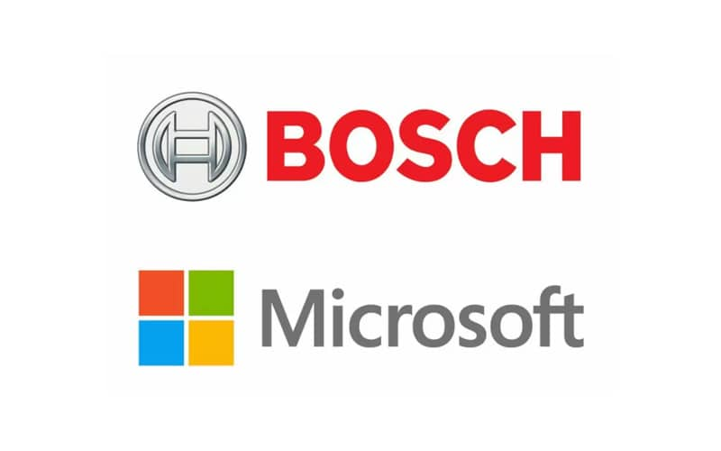 Bosch Partners with Microsoft to Make Vehicle Software Platform