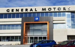 GM Forced to Cut Production at Four Plants after Chip Shortages