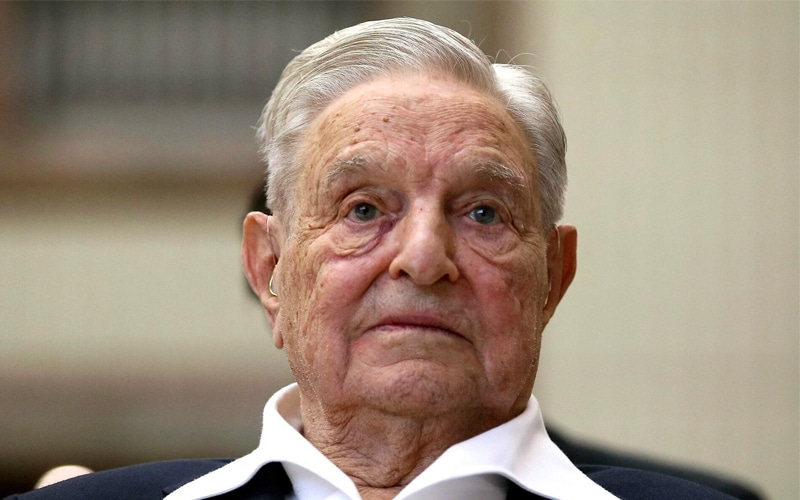 George Soros Pumps Money into QuantumScape Amid Looming Sales of Palantir Stake