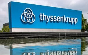 Thyssenkrupp Boosts Outlook on Recovery of its Steel Unit