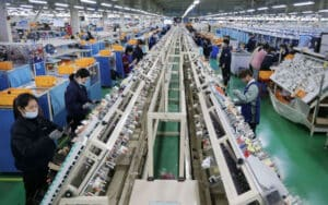 Chinese Producer Prices Index Rise 1.7%, Fuels Global Inflation Risks