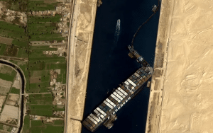 Commodities Trend and the Suez Canal as the Market Catalyst