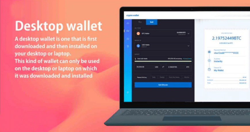 How do hot wallets work?