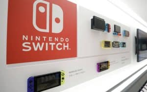 Nintendo Surges on Reports of Record Year in Switch, Game Sales