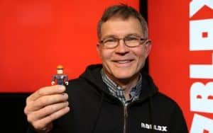 Roblox Co-Founder's Fortune Climbs to $4.6 Billion after Shares Surge
