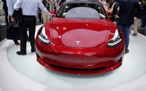 Chinese Military Bans Tesla Cars in Its Facilities