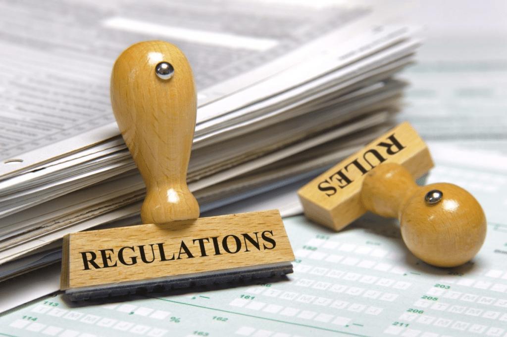 Regulations for tokenized stock trading