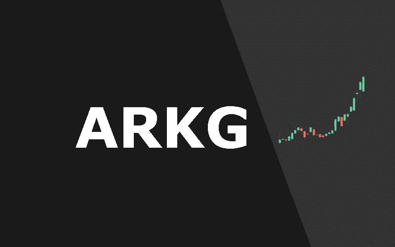 ARK Genomics ETF (ARKG)