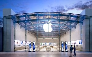 Apple Records a 54% Jump in Revenue in Q2 Ending March