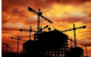Construction Output in United Kingdom Rises the Sharpest in 6 Years