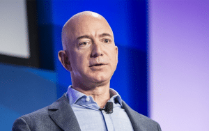 Amazon's Bezos Backs Biden's Infrastructure Plan and Corporate Tax Increases