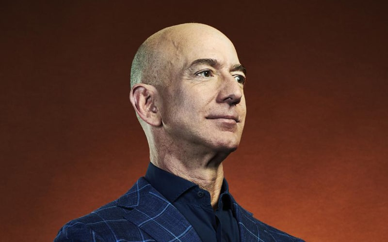 Bezos Continues Amazon's Share Sale with Another $1.7 Billion Worth of the Stock