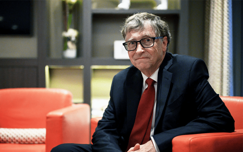 Gates Alleged Affair Led to His Stepping Down as Board Member of Microsoft-WSJ