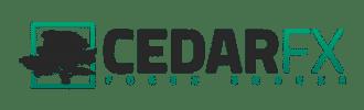 CedarFX logo