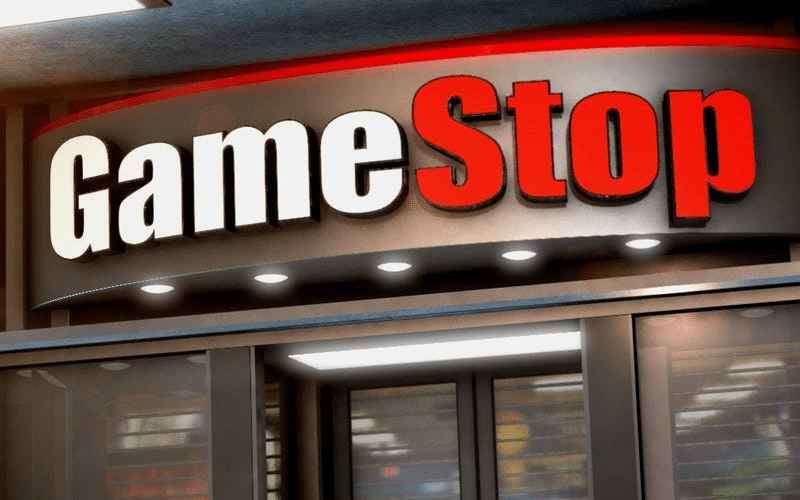 GameStop Surges 12% after Appointment of Former Amazon Executives as CEO, CFO