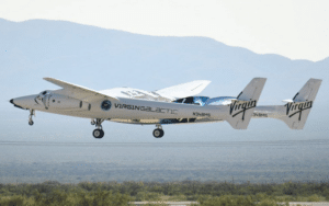 Virgin Galactic Stock Takes Off after Branson Makes Successful Space Flight